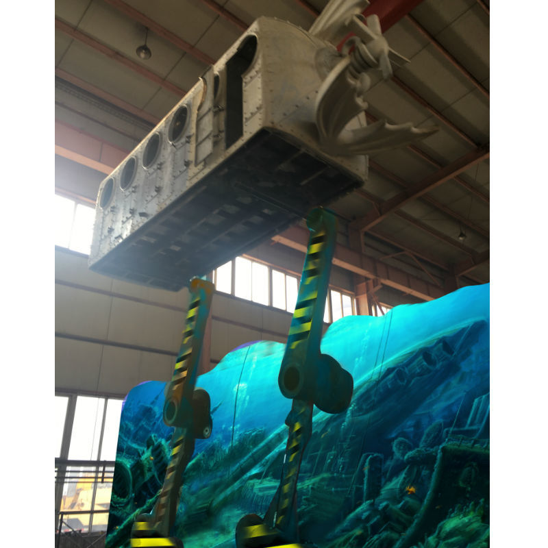 Wholesale twin hercules roller coaster for sale World Fun Attractions Brand