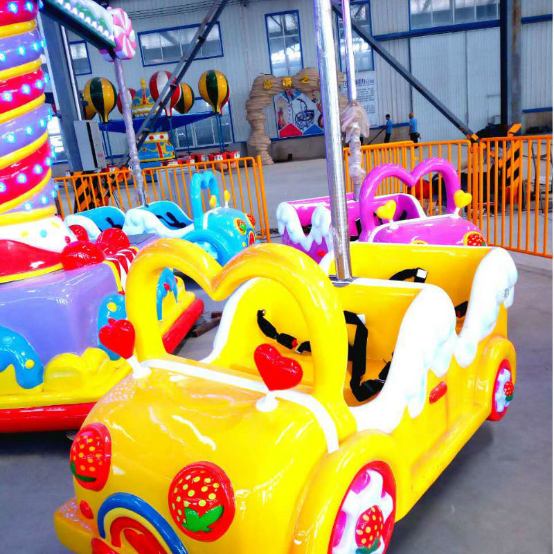 Carousel Happy Candy Car