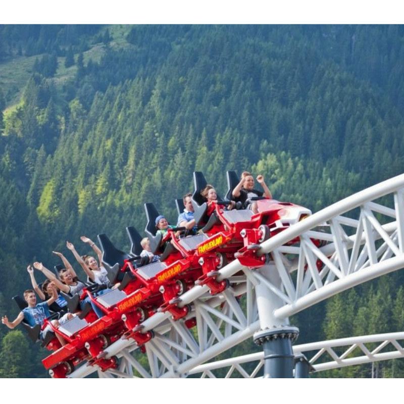 Roller Coaster F1 Car