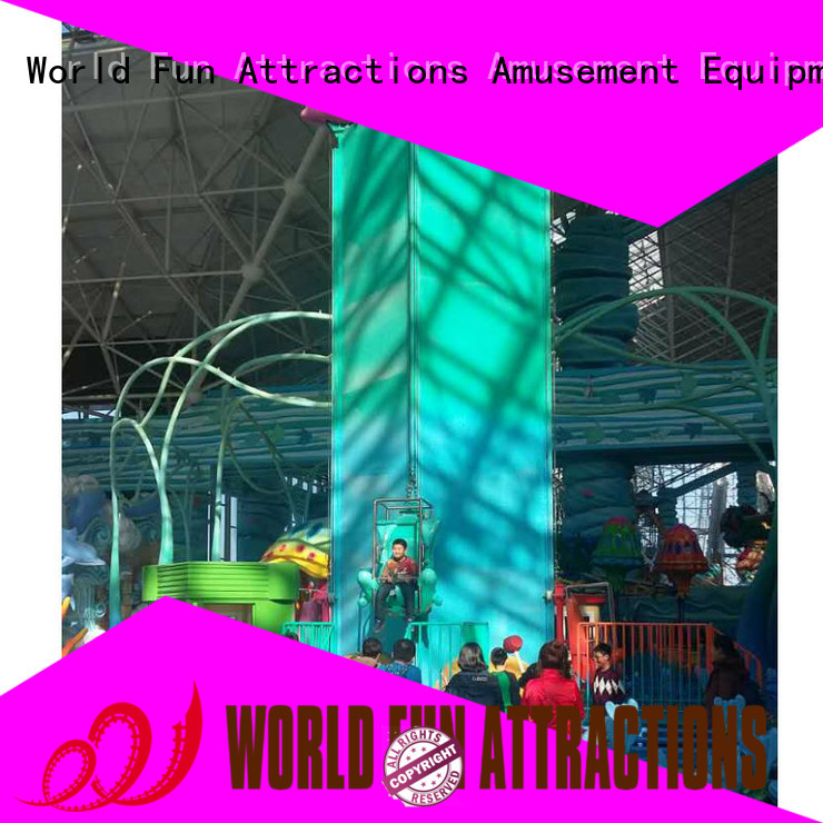 mini roller coaster for sale parachute roller coaster for sale single World Fun Attractions