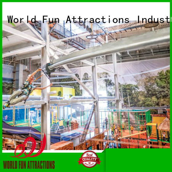 World Fun Attractions exploration roller coaster for sale bus thrill