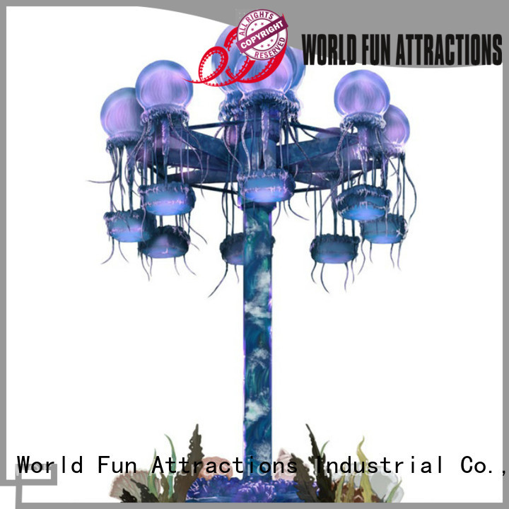 World Fun Attractions ferris giant car mini roller coaster for sale roller