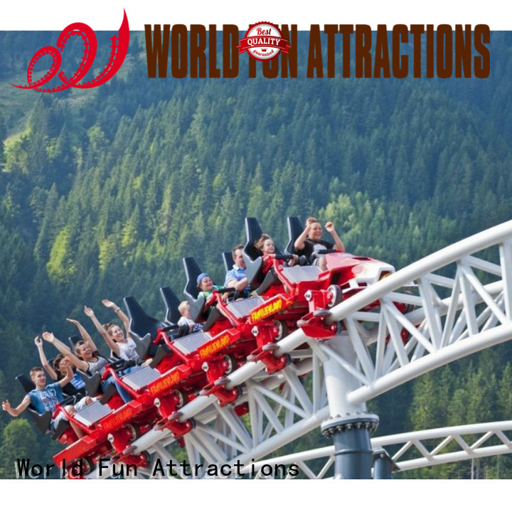 coster xf1 eight World Fun Attractions roller coaster for sale