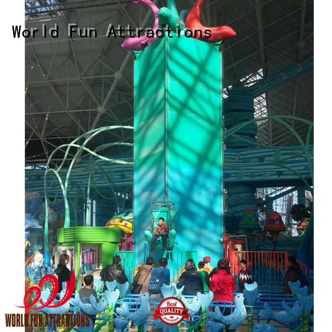World Fun Attractions mini roller coaster for sale bus twin naja coaster