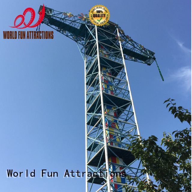 fly roller coaster for sale xf1 rides World Fun Attractions