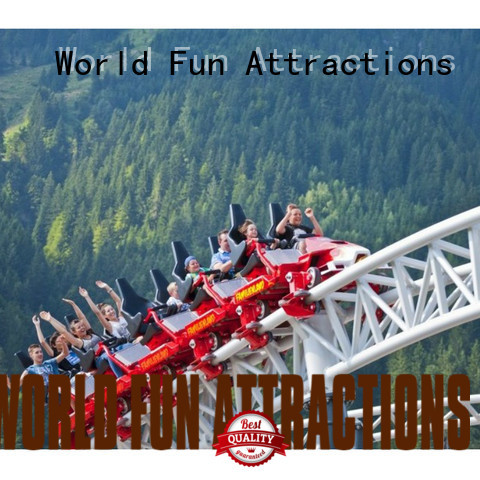 f1 jumping World Fun Attractions roller coaster for sale