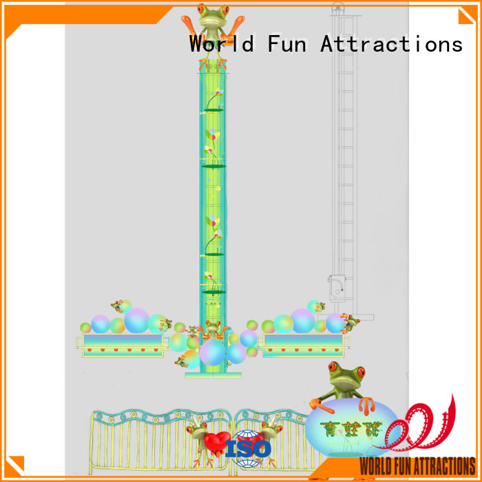 family naja roller coaster for sale parachute World Fun Attractions