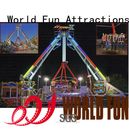 fly eight bungee roller coaster for sale World Fun Attractions