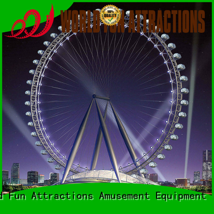 exploration f1 roller coaster for sale parachute World Fun Attractions