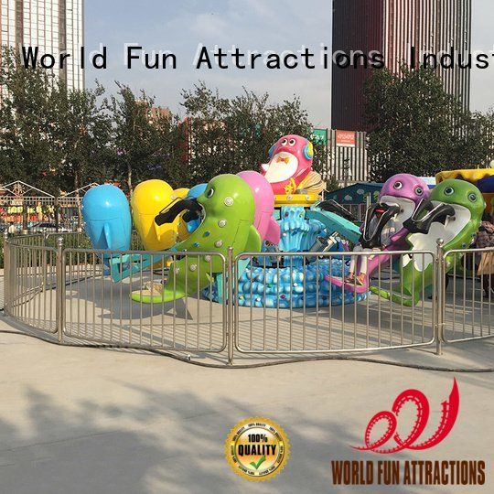 apple dance World Fun Attractions amusement park carousel
