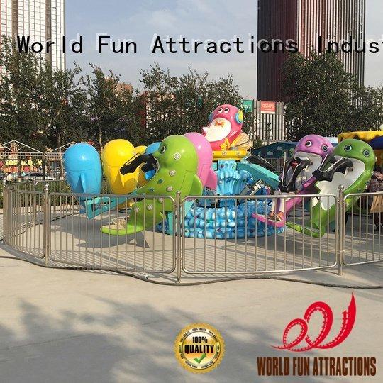 apple dance World Fun Attractions amusement park carousel