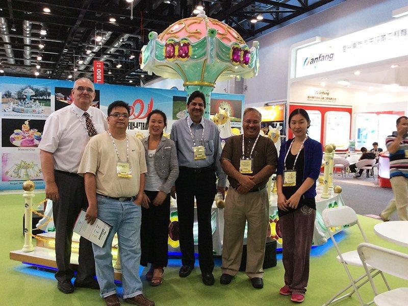 2015 IAAPA ASIA SHOW