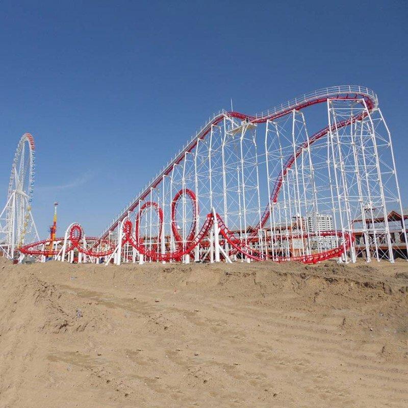 Roller Coaster 4-Ring 24P