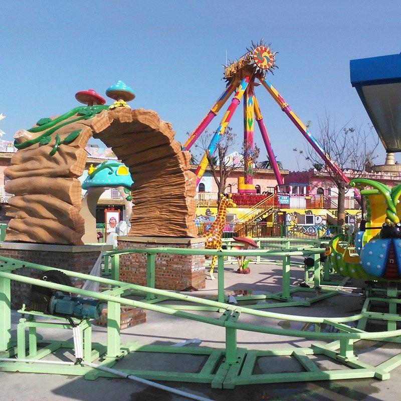 Roller Coaster 16P Ladybird Spin Tackle
