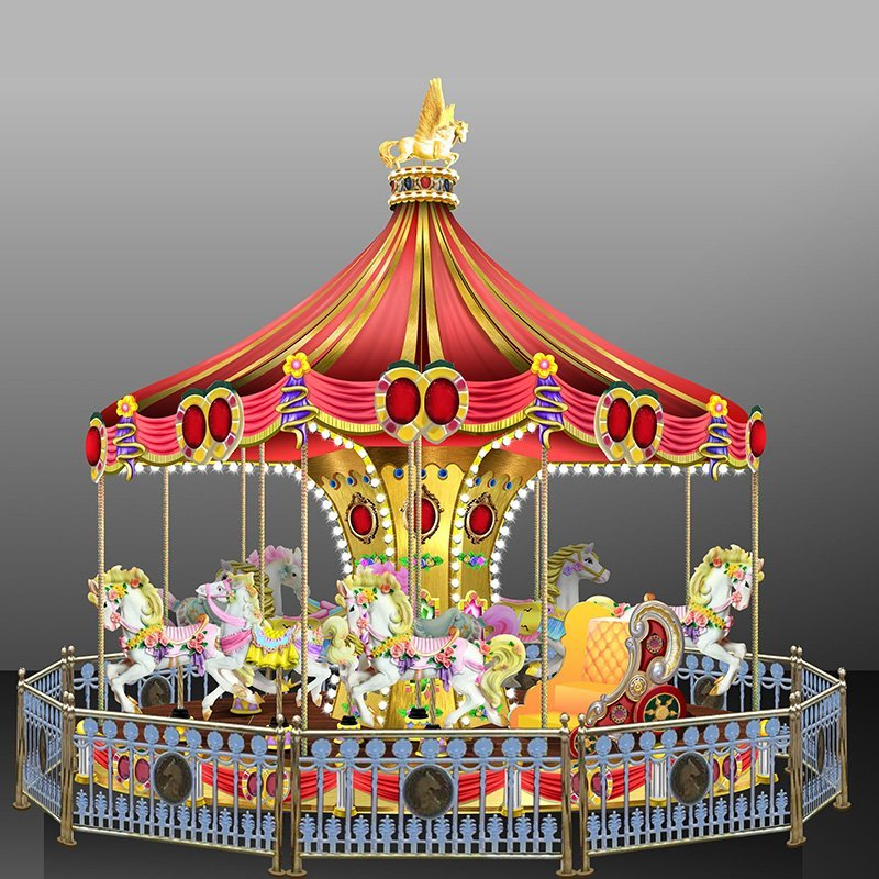 Carousel American style