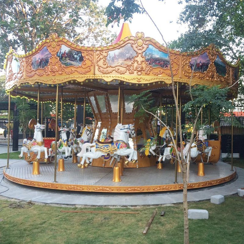 Carousel Gold