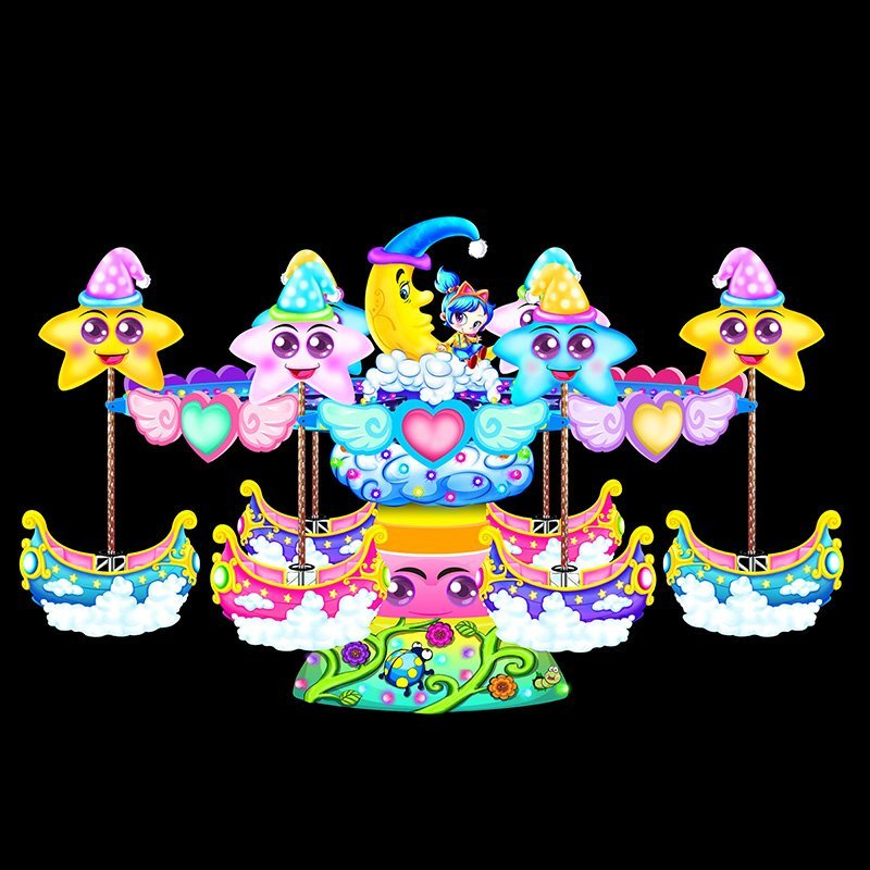 Moon swing Carousel 24P