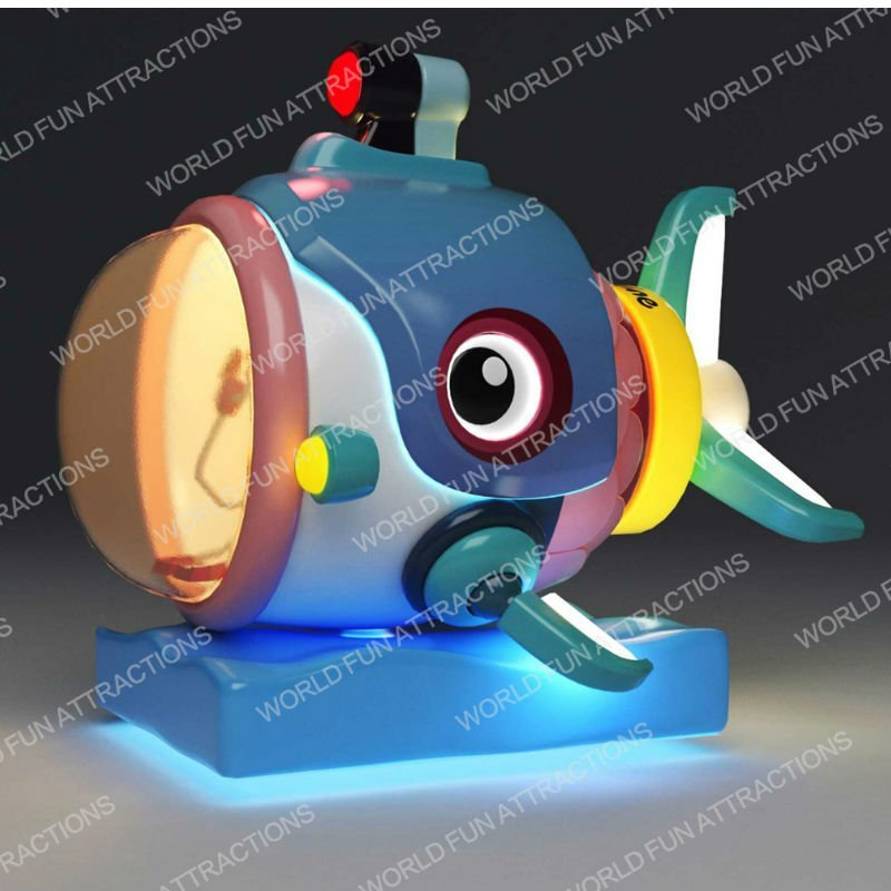 Kiddie Rides Pirate Submarine