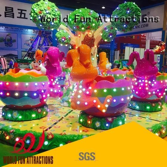 pirate hammerhead 12p kids indoor amusement World Fun Attractions manufacture