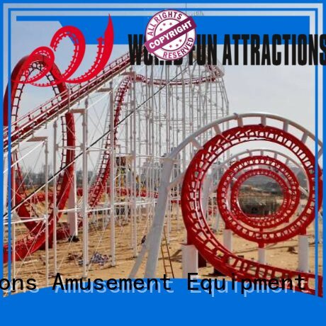 mini roller coaster for sale roller coaster World Fun Attractions Brand