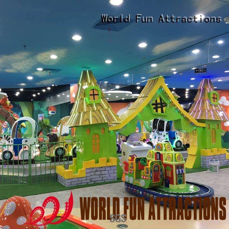 mini train for kids journey mini roller coaster World Fun Attractions