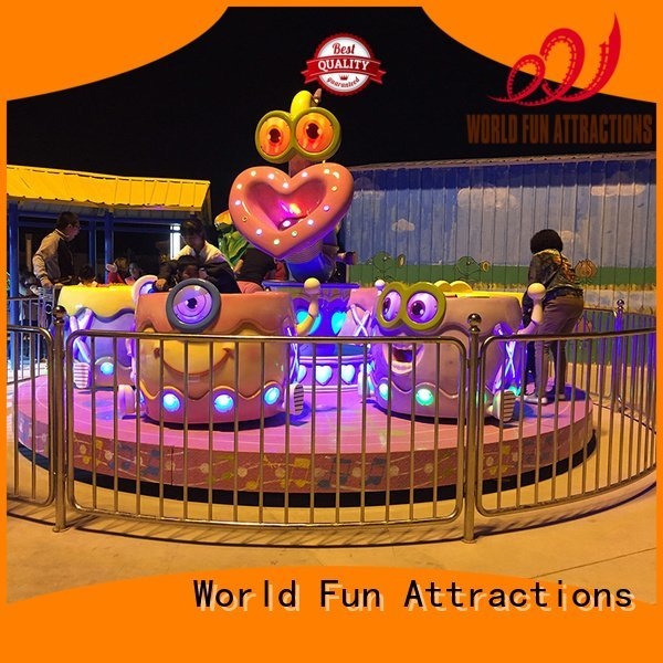 World Fun Attractions Brand ocean 12p swing ride passionate style