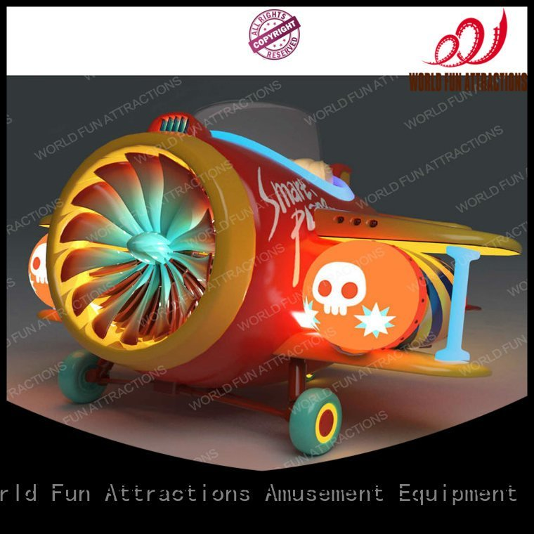 drill rides World Fun Attractions amusement kiddie rides