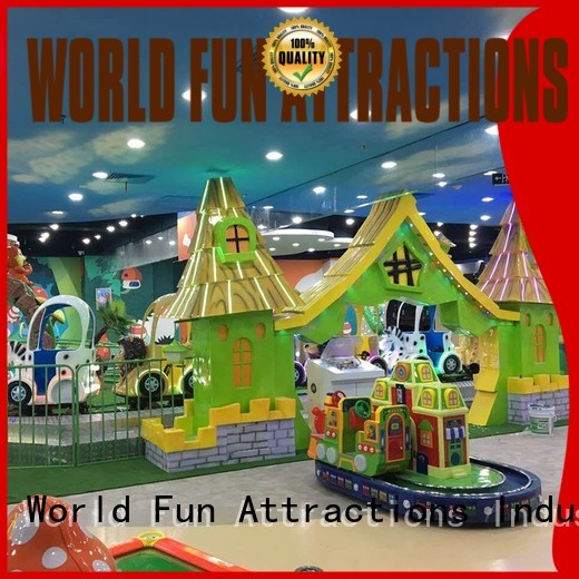 Quality World Fun Attractions Brand kids indoor amusement 12p
