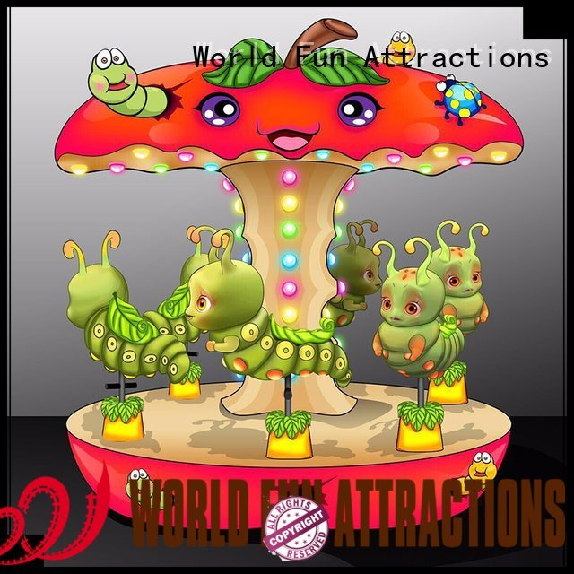 Wholesale jungle passionate swing ride World Fun Attractions Brand