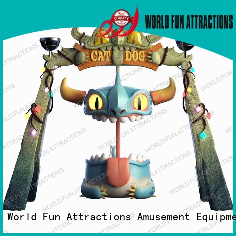Quality World Fun Attractions Brand ship racing kids pirate ship