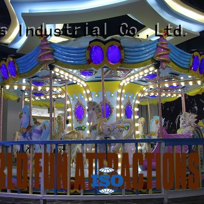 amusement park carousel caribbean islandpirate World Fun Attractions Brand swing ride