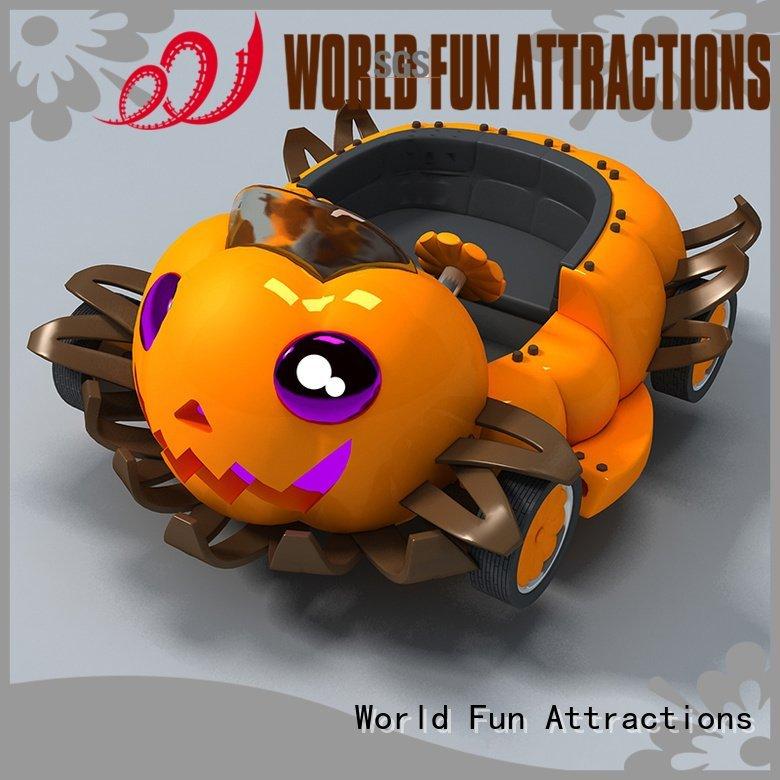 mini train for kids adventure World Fun Attractions Brand mini roller coaster