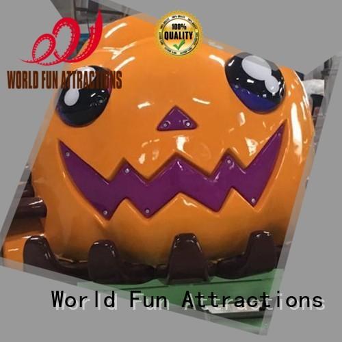 frisbee ship kids pirate ship pirate World Fun Attractions company
