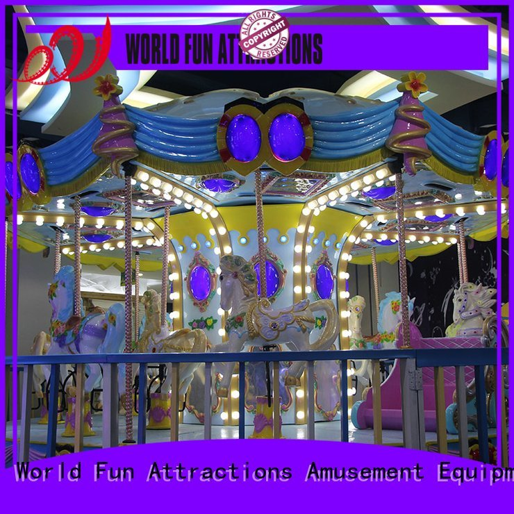 amusement park carousel tomjerry candy ocean musical World Fun Attractions