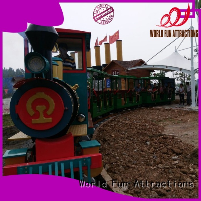 OEM trackless train for sale World Fun Attractions