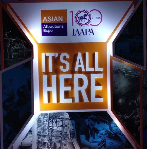 2018 Asian Attractions Expo(AAE 2018 Hong Kong)