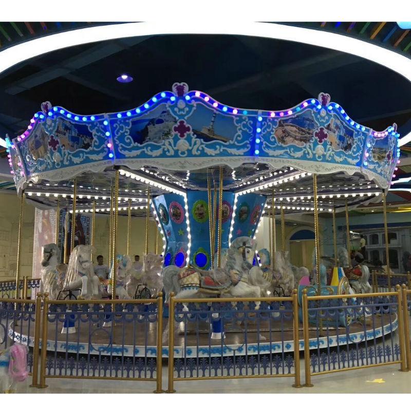Carousel 24P Ocean