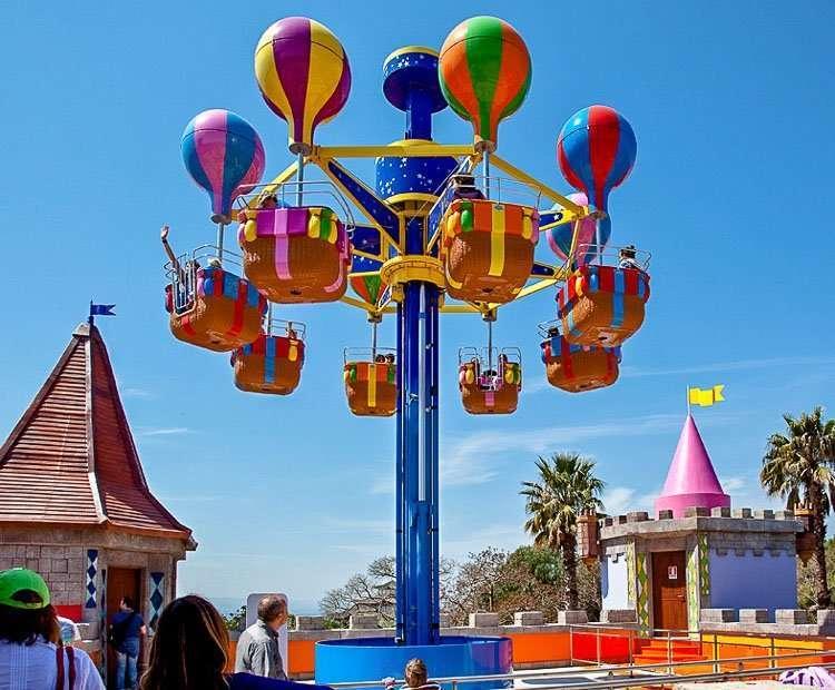 Samba Tower Rides