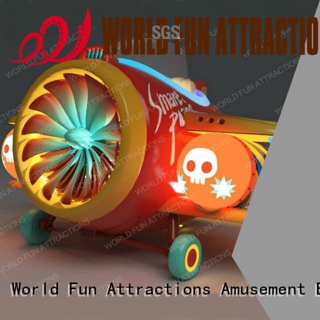World Fun Attractions Brand rides kiddie kiddie rides manufacture