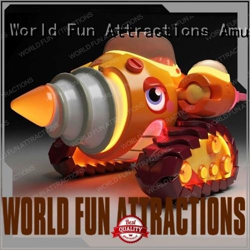 pirate kiddie kiddie rides tank World Fun Attractions Brand company
