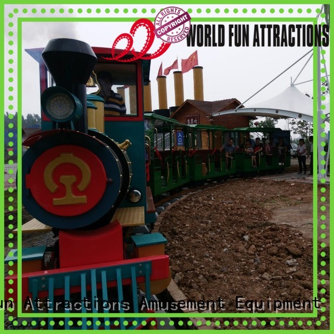 trackless train for sale World Fun Attractions