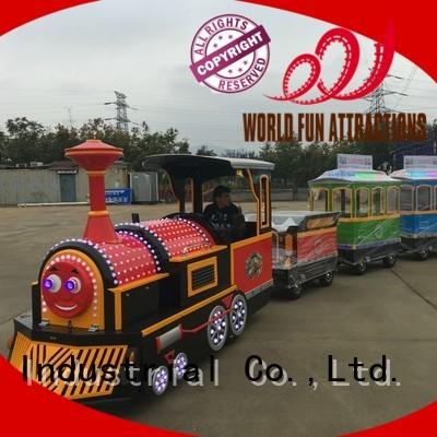 amusement park train for sale World Fun Attractions Brand