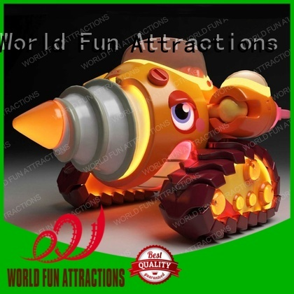 Hot kiddie rides kiddie World Fun Attractions Brand