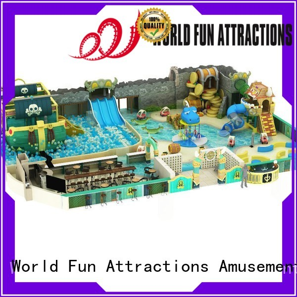 soft play indoor soft play slide World Fun Attractions